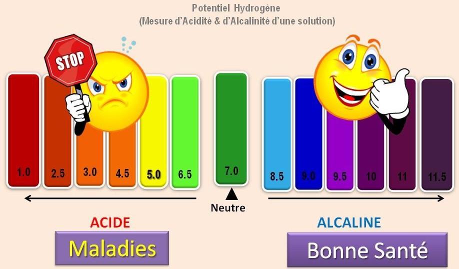 réduire acide urique naturellement